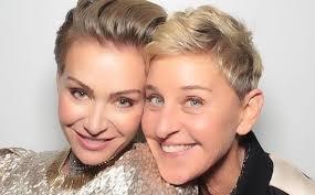Ellen DeGeneres & Portia De Rossi Take A Trip To Save Their Breaking  Marriage?   Trendy Cow