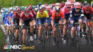 Cycling on NBC Sports ...