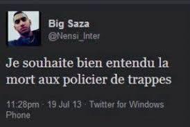 Trappes : haine de la France et racisme anti-blancs. | FRONT ...