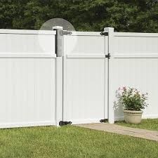 Freedom 5 In X 5 In X 106 In Gate Post Insert In The Fence Hardware Department At Lowes Com