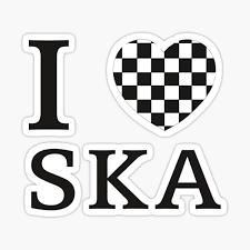 Ska Stickers Redbubble