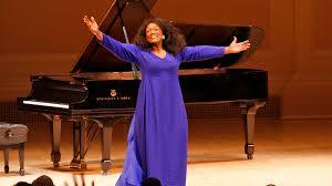 Jessye Norman, Regal American Soprano, Is Dead at 74 - The New ...