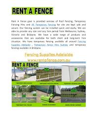 Temporary Fence Hire Sydney All Temporary Fencing