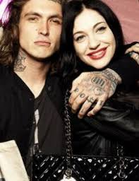 Porcelain Black and Bradley Soileau - FamousFix.com