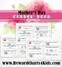 free coupon book for mom customize