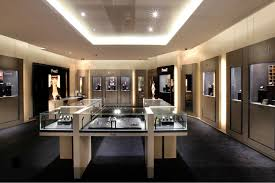 remodel jewellery showroom
