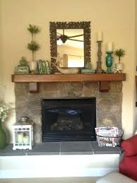 red brick fireplace hearth ideas mantel