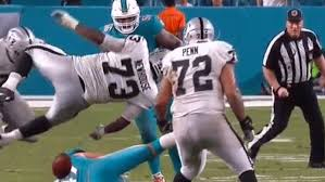 Marshall Newhouse just had the funniest fumble you'll see all year ...