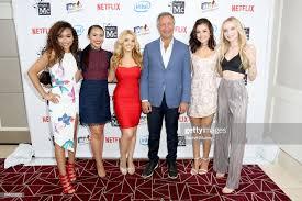 Project Mc2 Actresses Genneya Walton, Ysa Penarejo, Victoria Vida,... News  Photo - Getty Images