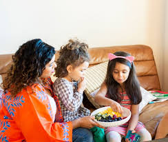 Teaching My Kids To Eat Vegetables | Family by Aarti Sequeira