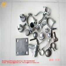 Source High Quality Galvanized And Powder Coated Chain Link Fence Fittings Accessories Parts Used In Chain Link On M Chain Link Fence Chain Link Galvanized