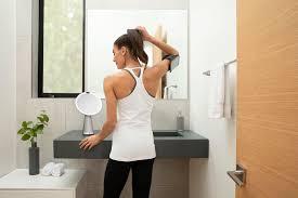 simplehuman smart mirrors showcase