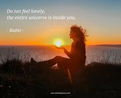 rumi quotes on love life friendship tears peace and self