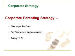 Strategy Formulation Corporate strategy - ppt download