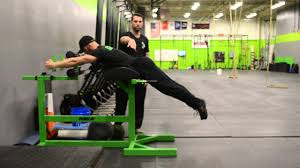 reverse hyperextension at home without