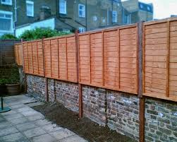The Great Wall Of My House Backyard Fences Brick Fence Fence Design