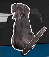 Amazon Com Wagging Wipers Great Dane Dog Car Rear Wiper Sticker Decal Automotive