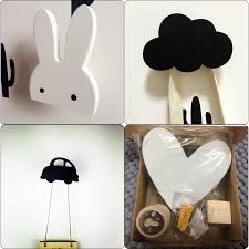 Nordic Kids Room Wall Hooks Bunny Wood Clothes Hook For Kids Room Decoration Scandinavian Children Room Hanger Hook Wall Deco Buy At The Price Of 2 70 In Aliexpress Com Imall Com