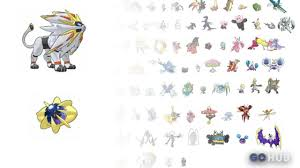Pokemon Sun and Moon Pokedex Leak shows Legendary pre-evolutions!