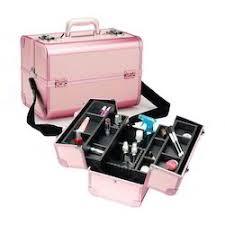 plastic makeup kit box make up set