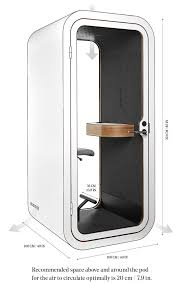 acoustic phone booth framery o by framery