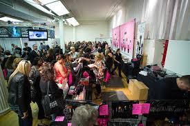 the makeup show nyc exhibitors