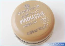 essence soft touch mousse foundation