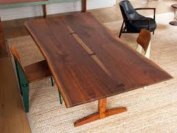 trestle dining tables dining table
