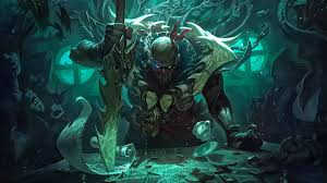 animated pyke wallpaper engine for all