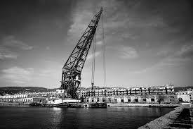 Ursus e il porto vecchio di Trieste