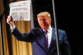 Trump barrels into 2020 campaign ...
