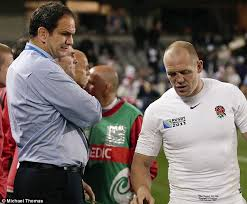 Martin Johnson quits as England rugby coach in wake of Mike ...