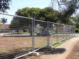 Temporary Fencing Systems Can Quickly And Easily Be Installed