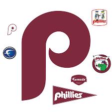 You Pick Size 2 28 Philadelphia Phillies Mlb Colorlogo Vinyl Decal Sticker
