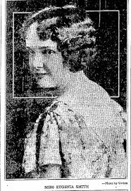Eugenia Smith in 1931 - Newspapers.com