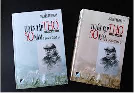 Tuyển Tập Thơ 50 năm (1969-2019) Nguyễn Lương Vỵ - Thông Tin - Đời Sống -  Việt Báo Văn Học Nghệ Thuật
