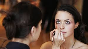 how to get scouted as a makeup artist