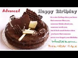 advance birthday greeting and wishes wishesgreeting