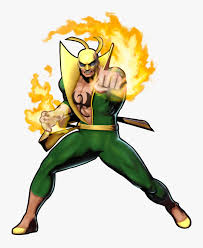 Iron Fist Png - Iron Fist Marvel Png , Free Transparent Clipart - ClipartKey