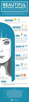 beautiful without makeup 8 tips to