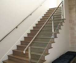 open up your view with glass handrails