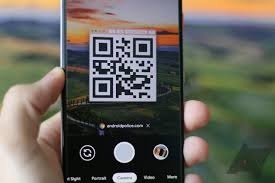 How to scan QR codes on Android