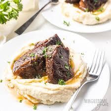 easy instant pot beef short ribs recipe
