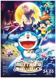 Doraemon: Nobita và Mặt Trăng phiêu lưu ký' - sức mạnh của niềm ...