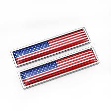 Usa American Flag Streetbadge