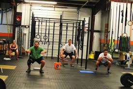 crossfit gym needs an on r program