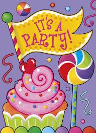 Comprar Invitaciones Candy Party Precios Baratos