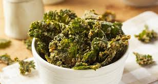 dehydrated kale chips nutrients