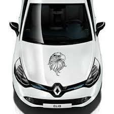Eagle Renault Sticker