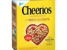 cheerios nutrition facts eat this much